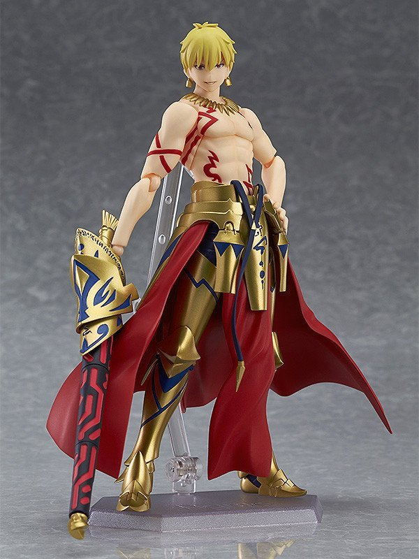 Anime Figura 15 CM Fate Stay Night Archer Gilgamesh 1/8 Scale #300 PVC Action Figure Modello Da Collezione Toy Doll anime figurine alter fate stay night archer blade works pvc action figure model toy 25cm