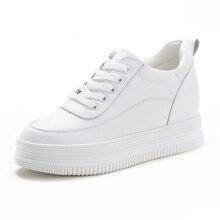 2019 Spring Autumn New Designer Wedges White Shoes Female Platform Sneakers Women Tenis Feminino Casual Female Shoes Woman цена 2017