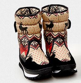 women Fashion fur Snow Winter Boots lady high heels 2017 Women Boots knee warm plush botas femme thick booty knee women leather short plush thick warm snow knee high boots fashion high heels lady knight boots new arrival big size boots