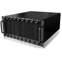 Die 5U Klinge Server Chassis Verfügt Über 9 Separaten Miniitx Systeme Tow Chassis Und 1U Chassis