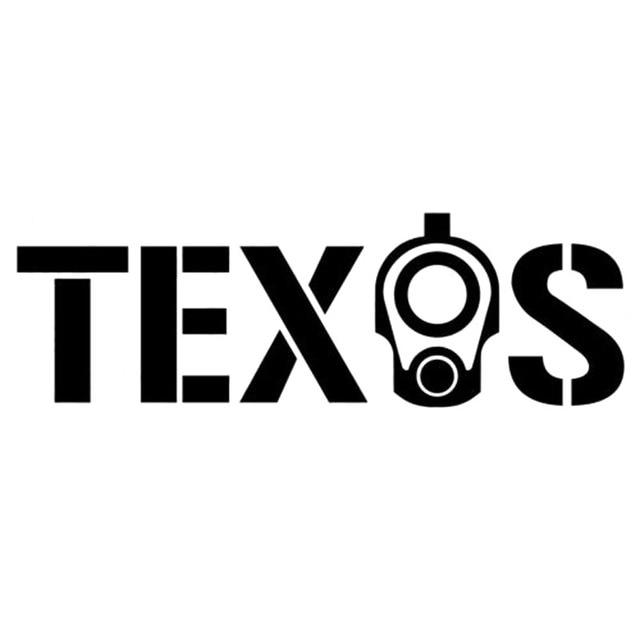 15 5x4 9cm texas colt 1911 gun vinyl decals car sticker motorcycle car styling