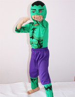 Boy The Hulk Costume Halloween Costume For Kids The Hulk Party Cosplay The Avengers Costume Toddler