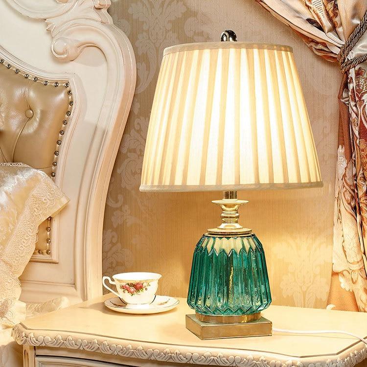 Top Desk Lamps Mediterranean Table Lamp Bedroom Bedside