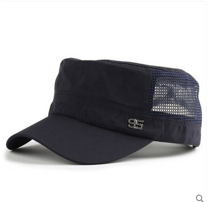 Summer Men and women snapback cap quick dry summer sun hat visor Hip-Hop bone breathable chapeu casual mesh men Baseball caps