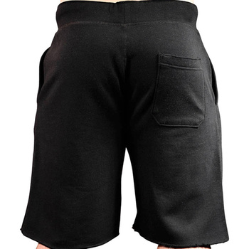 Men New Cotton Shorts Men's loose Short Trousers Fitness Bodybuilding Jogger Mens Brand durable Sweatpants Fitness Workout Short 4