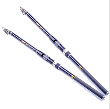 Superhard Carbon 3.6M 4.5M 5.4M 6.3M 7.2M Casting Rod Rock  Spinning Fishing telescopic fishing rods fishing pole Throw  rod