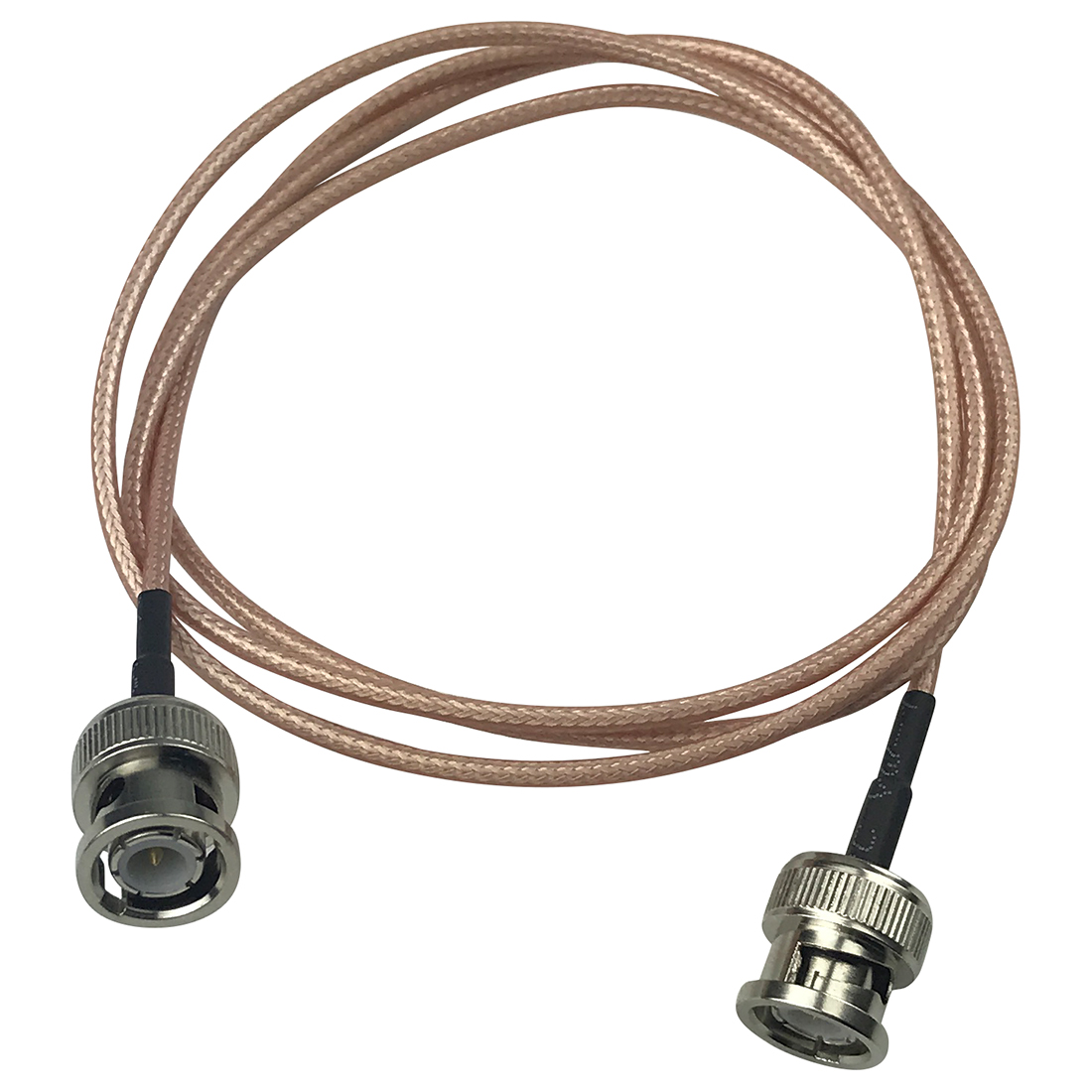 Image 4 - RG316 SDI Cable 50 Ohm BNC Male to BNC Male Video Coaxial Coax Cable for SDI Camera Security CCTV Camera DVR System/BMCC 1M/3FT-in Transmission & Cables from Security & Protection