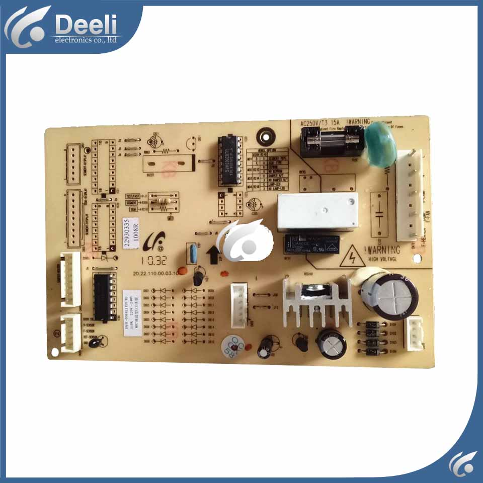 good working used board for refrigerator computer board power module DA41-00482J board control board computer board wd n90105 6870er9001 used