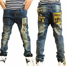 Jeans for boys high quality fashion