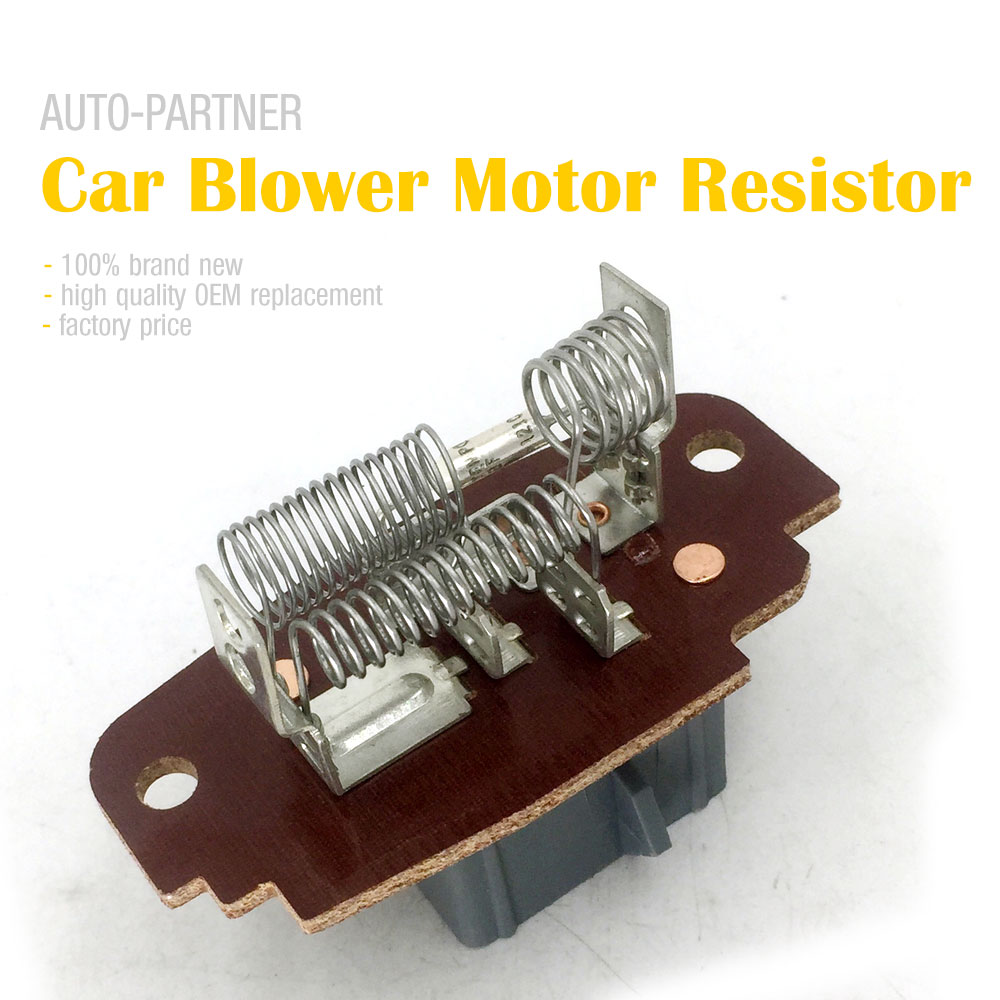 Us 13 3 15 Off Car Blower Motor Resistor Replacement For Ford Ranger Explorer 4l5z19a706aa Am25273136 In Heater Parts From Automobiles Motorcycles