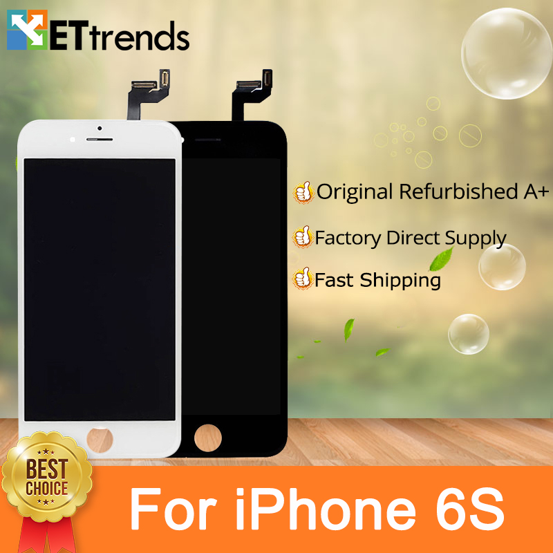 5pcs/lot 100% Original LCD Refurbished A+ Display For iPhone 6S LCD Screen Touch Digitizer with ...
