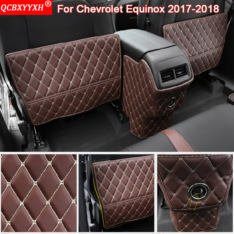 QCBXYYXH Car Styling Auto font b Interior b font Seat Protector Side Edge Protection Pad Sticker