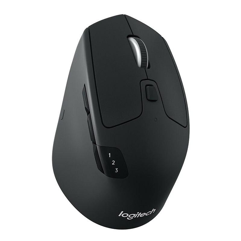 Souris sans fil double mode douée Logitech M720 Bluetooth TRIATHLON souris sans fil multi-appareils