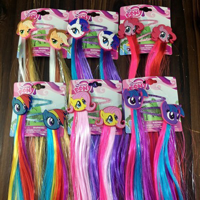 Cosplay Accessories Hair Wigs Anime Headwear Halloween Cos Colorful Hair Bands Party Cosplay Wig Gift For Girl Dropshipping
