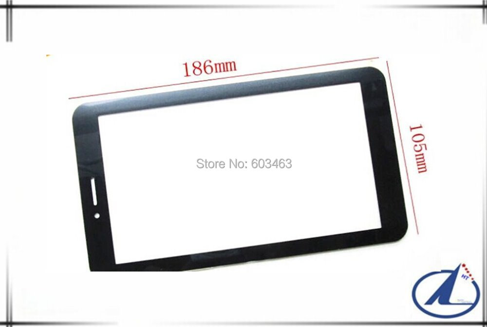 WHITE/BLACK New Touch screen Digitizer 7 Eplutus G 27 Tablet Touch panel Glass Sensor Free Shipping