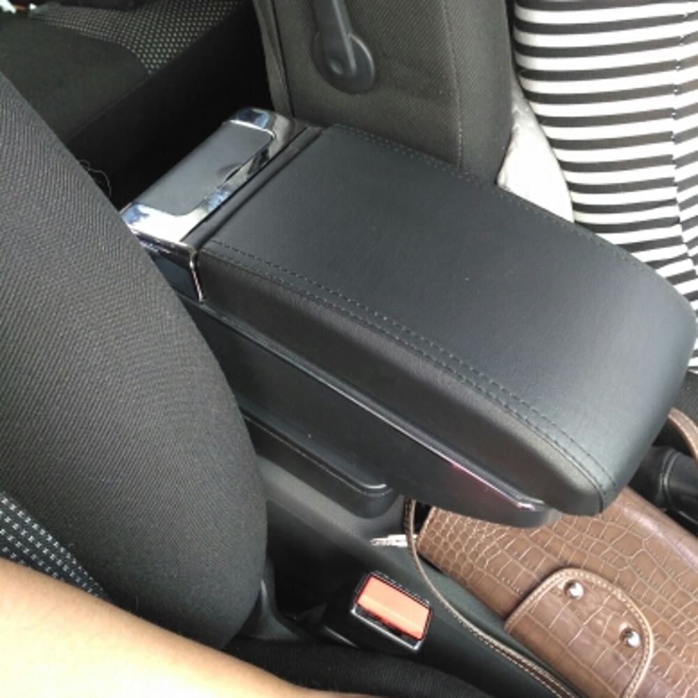 For Ford Focus2 MK2 armrest font b box b font central Store content Storage font b