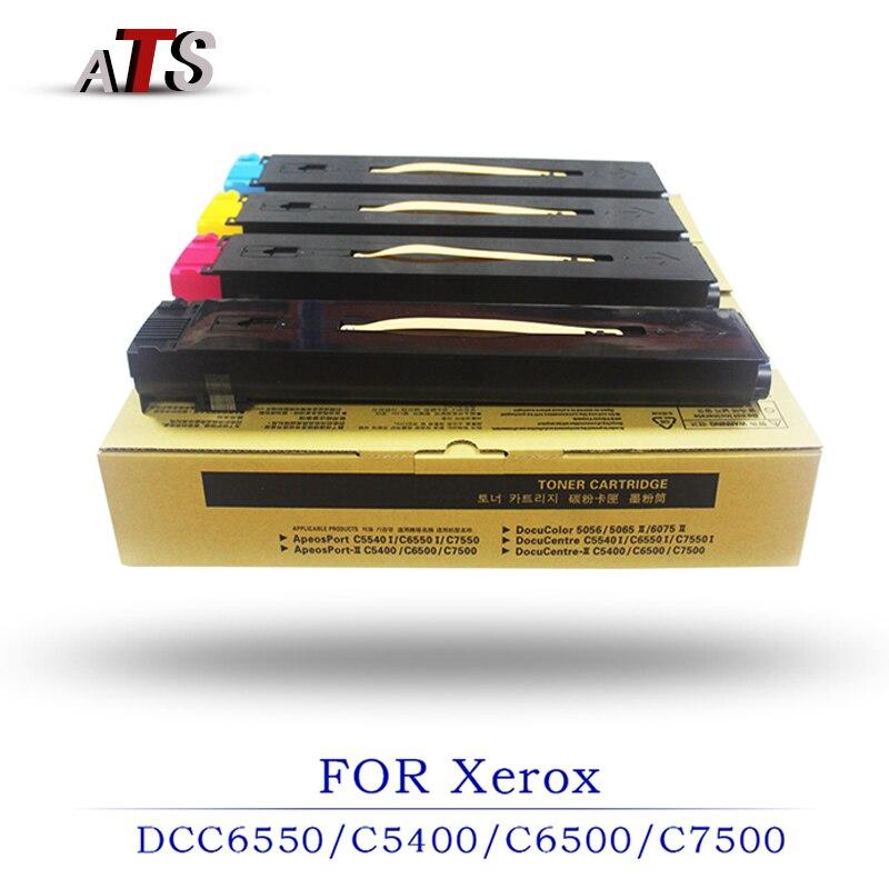 Office Electronics Printer supplies 1PCS Toner Cartridge Photocopier For DCC6550 DCC5400 DCC6500 DCC7500 Copier Spare Parts 1pcs compatible developer for minolta 7020 7022 7030 7130 7025 copier parts