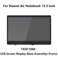 13 3 Inch For Xiaomi Mi Notebook Air IPS LCD LED Screen Display Matrix Glass Assembly