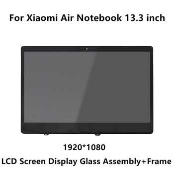 13.3 inch For Xiaomi Mi Notebook Air IPS LCD LED Screen Display Matrix Glass Assembly + Frame LQ133M1JW15 N133HCE-GP1 LTN133HL09 - DISCOUNT ITEM  0% OFF All Category