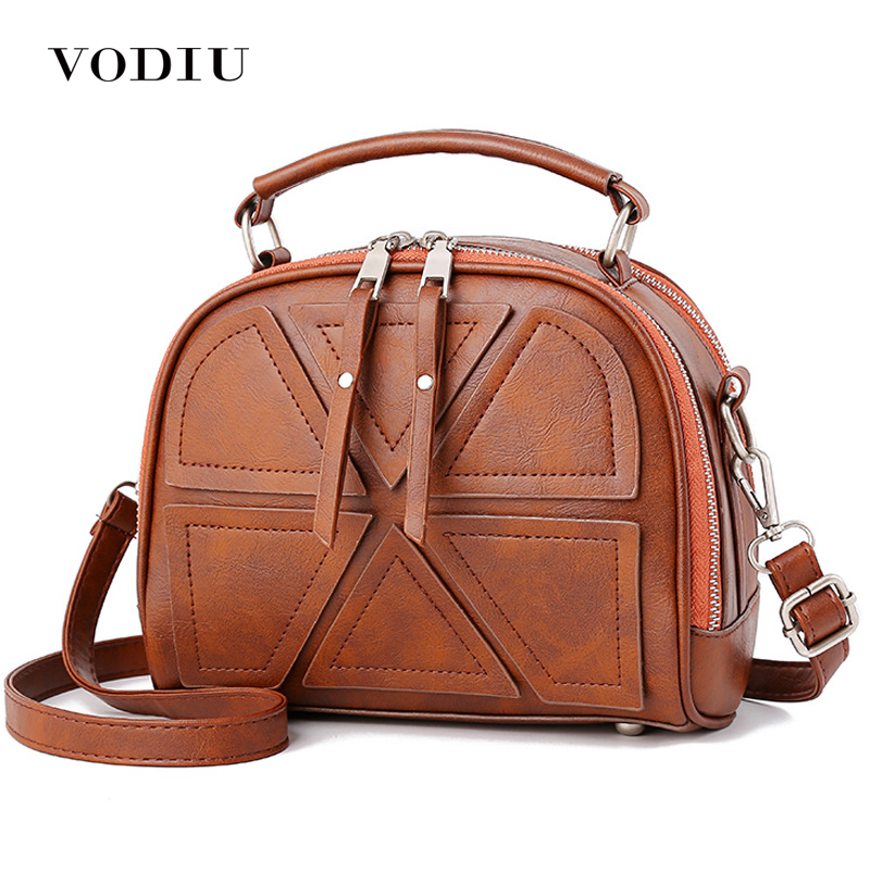 Women Bag Female Handbags Retro Leather Over Shoulder Bag Crossbody Luxury Designer Small Handbag Vintage Tassel Girls Tote Bags lacattura luxury handbag chain shoulder bags small clutch designer women leather crossbody bag girls messenger retro saddle bag