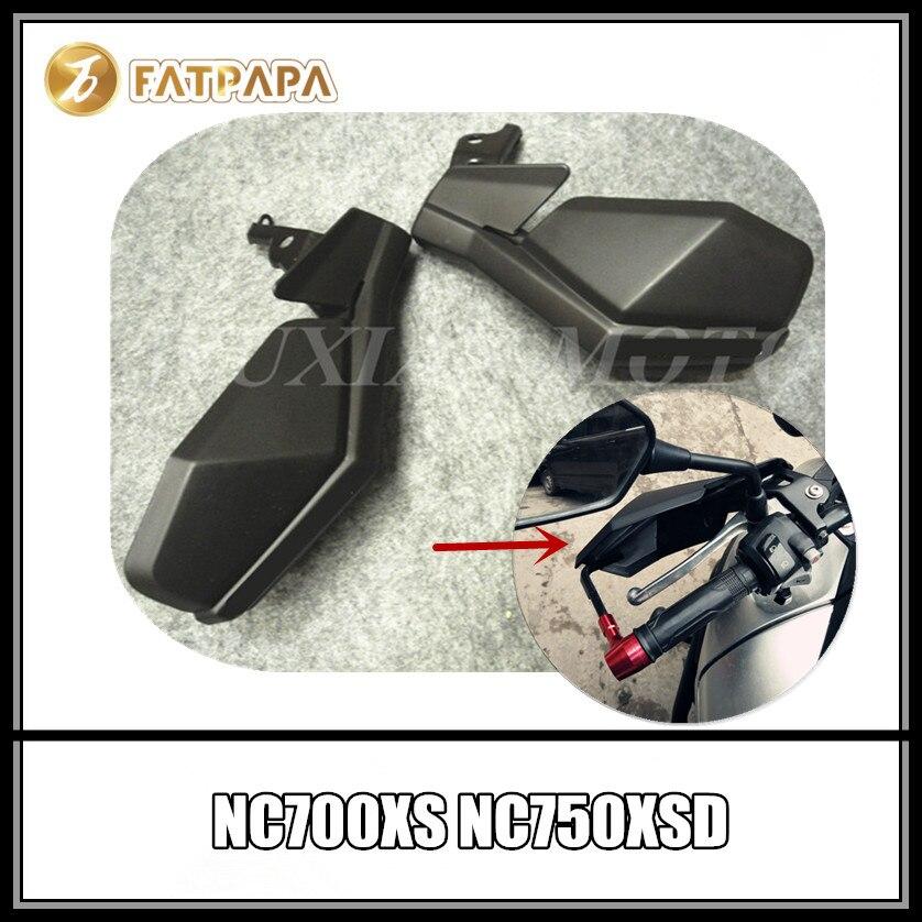 Moto guidon garde le pare-brise Fit Pour Honda NC700 NC750 S X D NC700X NC700S NC750X NC750S NC750D