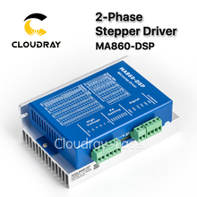 2-fazowy Sterownik Krokowy MA860-DSP 24V-80VDC lub VAC16-70VAC Prąd Wyjściowy 6A NEMA 34 Silnik