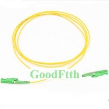 Corde de Correction de Fiber Câble de Raccordement E2000/APC E2000/APC E2000 E2000 APC SM Simplex GoodFtth 20 50 m