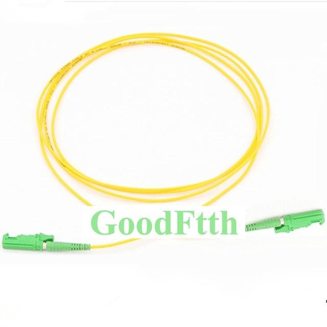 Faser Patchkabel Jumper Kabel E2000/APC E2000/APC E2000 E2000 APC SM Simplex GoodFtth 20 50 m