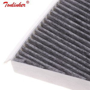 Image 3 - Cabin Filter For Mercedes benz E CLASS W211 E200 E 220 270 280 E320 CDI 230 240 300 350 E400 E500 4 matic 2002 2009 Model Filter