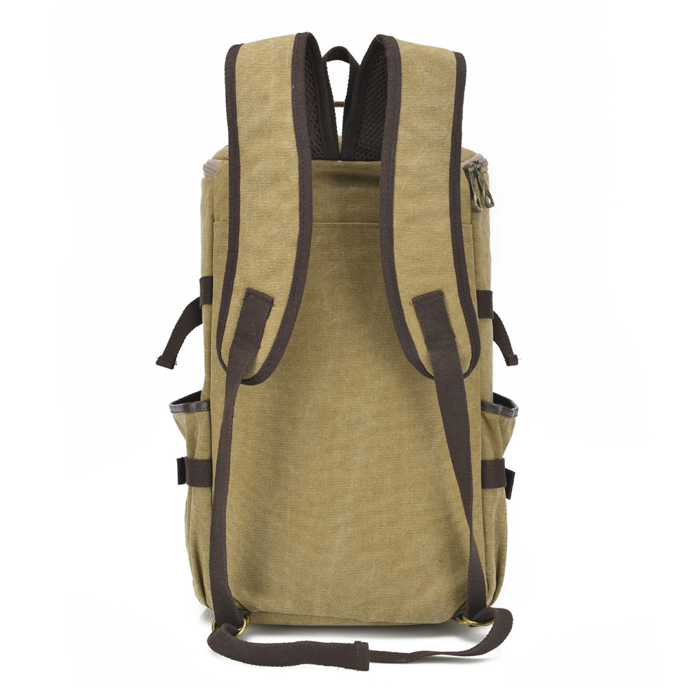 Brand High Capacity Travel Bag New Cylinder Package Multifunction Moutain Bags Male Fashion Backpack Bolsas Travelling bags