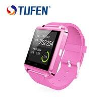 2017 original bluetooth smart watch android smartwatch u8 u reloj para apple ios iphone samsung sony huawei xiaomi teléfonos android