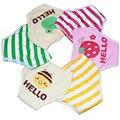 24 pçs/lote 6 camadas fraldas de treinamento bebê impermeável bebê de fraldas do bebê Shorts roupa calças de treinamento 008
