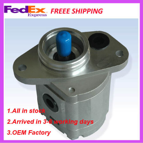 EX100-2 EX120-2 EX200-2 Gear Pump Ass'y for excavator 4255303 9218004 water pump 6 holes 1 13610 877 0 for 6bd1 engine excavator ex200 2