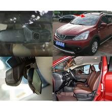 For NISSAN LIVINA Car DVR Car Video Recorder Hidden installation car camera recorder Novatek 96658 APP wifi 1080P car black box