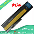 Новый 6 6-элементной аккумулятор ноутбука lenovo thinkpad X200 X200S X201 X201S X201I аккумулятор 42T4535 42T4836 42T4837 42T4536 6-CELL