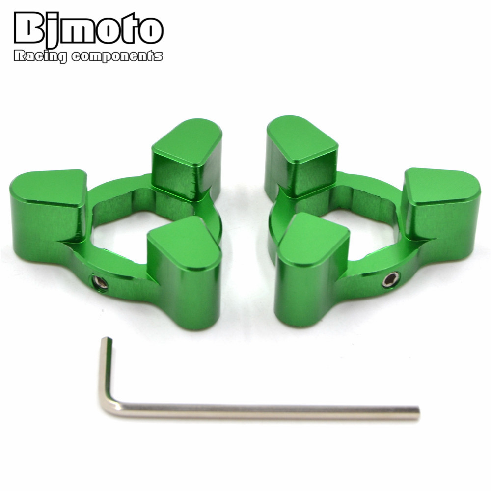BJMOTO 2PCS 17MM CNC Motorcycle Fork Preload Adjusters For Kawasaki ZX6R ZX636R ZX6RR 1998-2002 ZX9R 1998-2003 ZX12R 2000-2005 free shipping for bmw s1000rr motorcycle accessories 17mm fork preload adjusters 2pcs gold