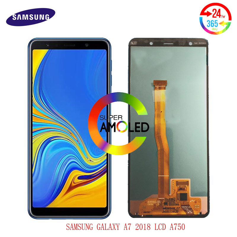 Original For Samsung A7 2018 A750 SM-A750F Display lcd Screen replacement for Samsung A7 2018 A750FN display lcd screen Original For Samsung A7 2018 A750 SM-A750F Display lcd Screen replacement for Samsung A7 2018 A750FN display lcd screen