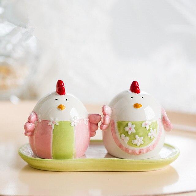 Creativo ceramics artigianato gallina contenitore da cucina ...