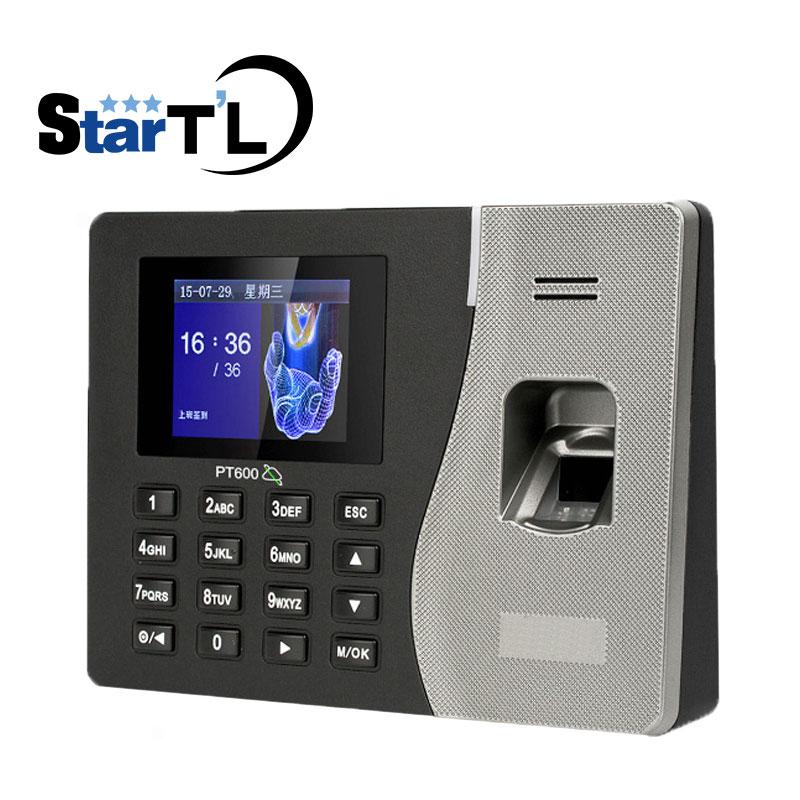 Free Shipping Zk Biometric Fingerprint Time Attendance Recorder Clock Attendance Time Fpngerprint Time Attendance