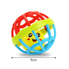 Baby Rattles Ball Cartoon Educational Toy