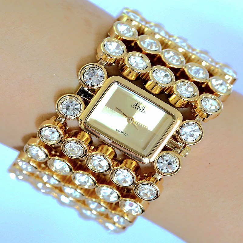 get cheap gold plated watches aliexpress