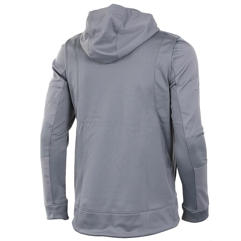 Primavera dos homens originais Nike traning com capuz confortável ao ar  livre casaco esportivo Cinza Verde em Trainning   exercise Jaquetas de  Sports ... 9cd33efc0fbba