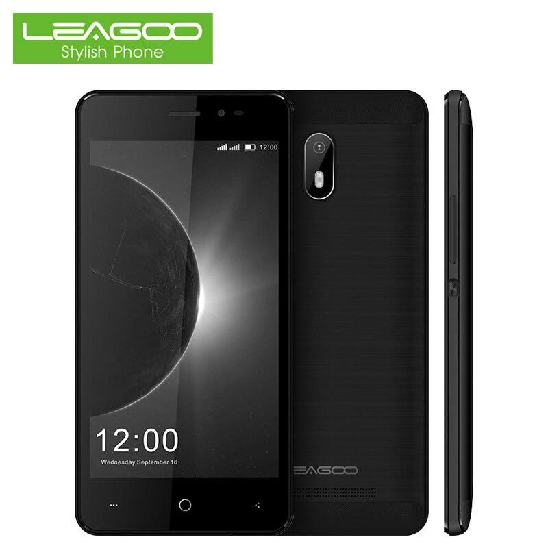 Leagoo Z6 4,97 Zoll 3G Entsperren Smartphone Android 6.0 Eibisch MTK6580M Quad Core 1 GB + 8 GB Günstige China Handy Handy