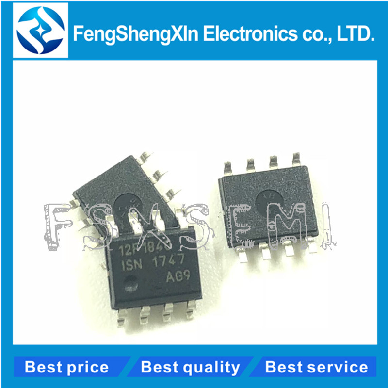 100pcs/lot PIC12F1840  PIC12F1840 I/SN 12F1840 12F1840ISN SOP 8  processor and controller IC-in Integrated Circuits from Electronic Components & Supplies