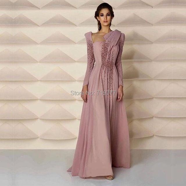 e007f5fd206 Robe de soiree rose d orient – Robes de soirée élégantes populaires ...
