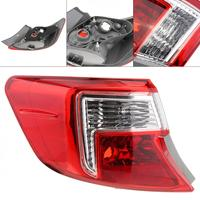 1 Piece Waterproof Durable Outer Car Left Side LH Tail Light for Toyota Camry ACV51 Toyota Camry 2011 2014