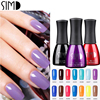 SIMD 196 Colors Nail Gel Polish Primer Gel Nail Polish LED Glue UV Gel Varnish Base