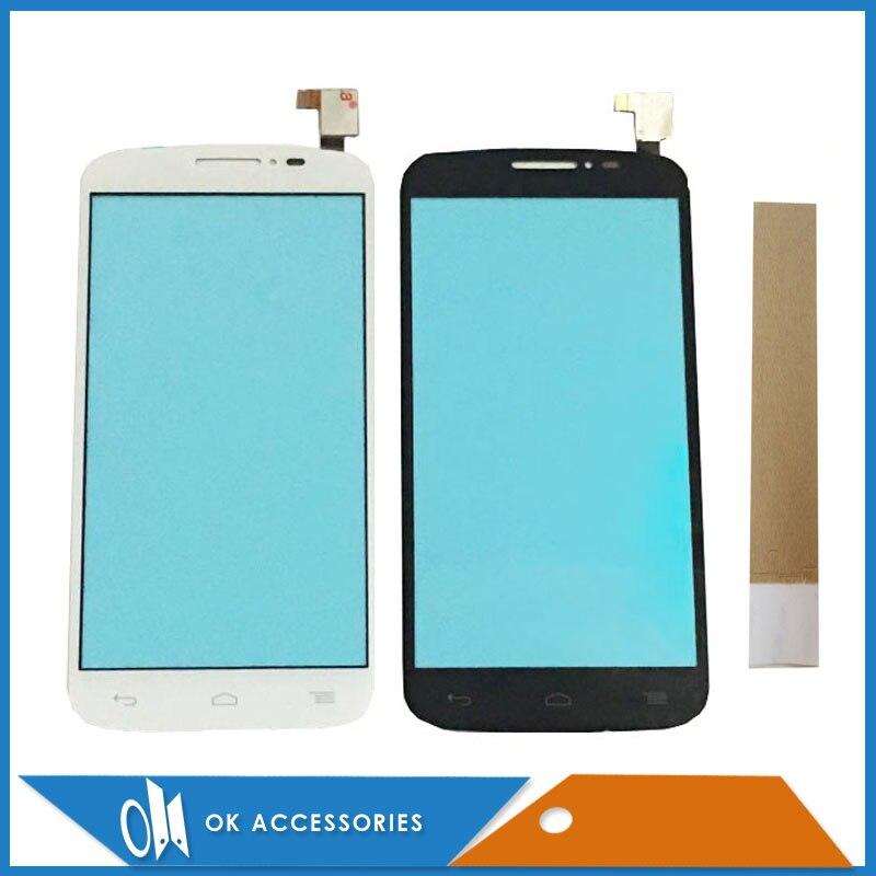 For Alcatel One Touch Pop C7 OT7040 7040A 7040D OT7040D OT7041 7041D Touch Screen Digitizer Panel Lens High Quality 1PC/Lot