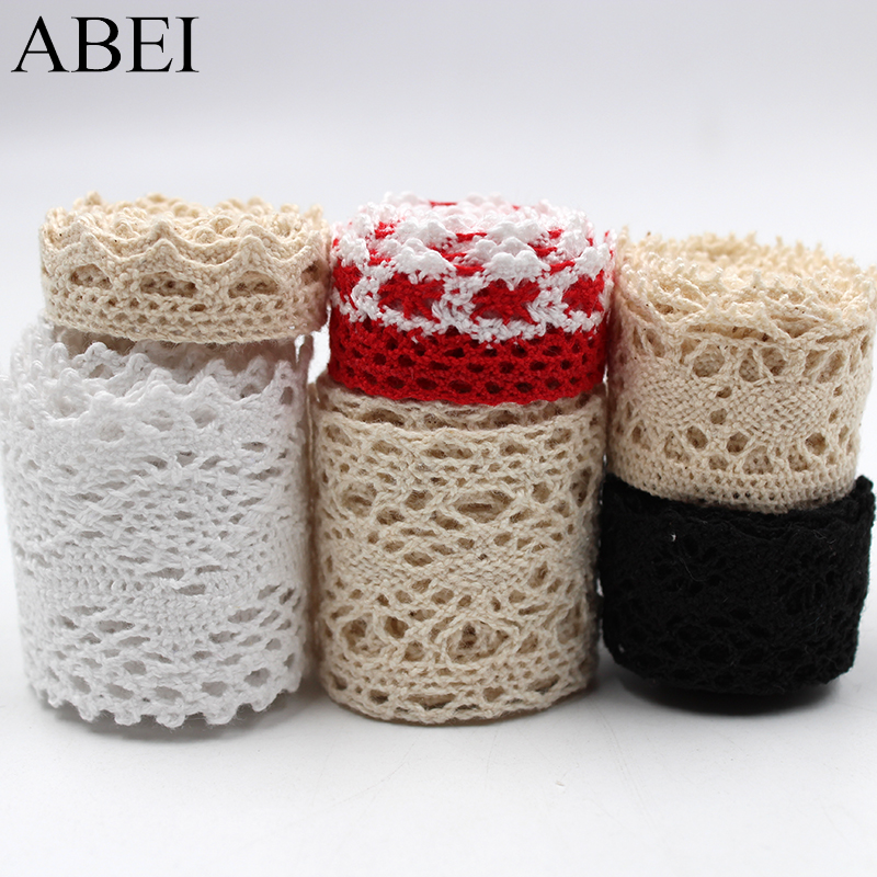 Aliexpress.com : Buy 10yards/lot Knitted Cotton Lace