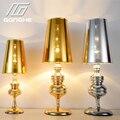 Классический Краткое Моды Спальня Прикроватные Настольные Лампы Свет E27 Чтение Настольная Лампа Для Украшения Дома